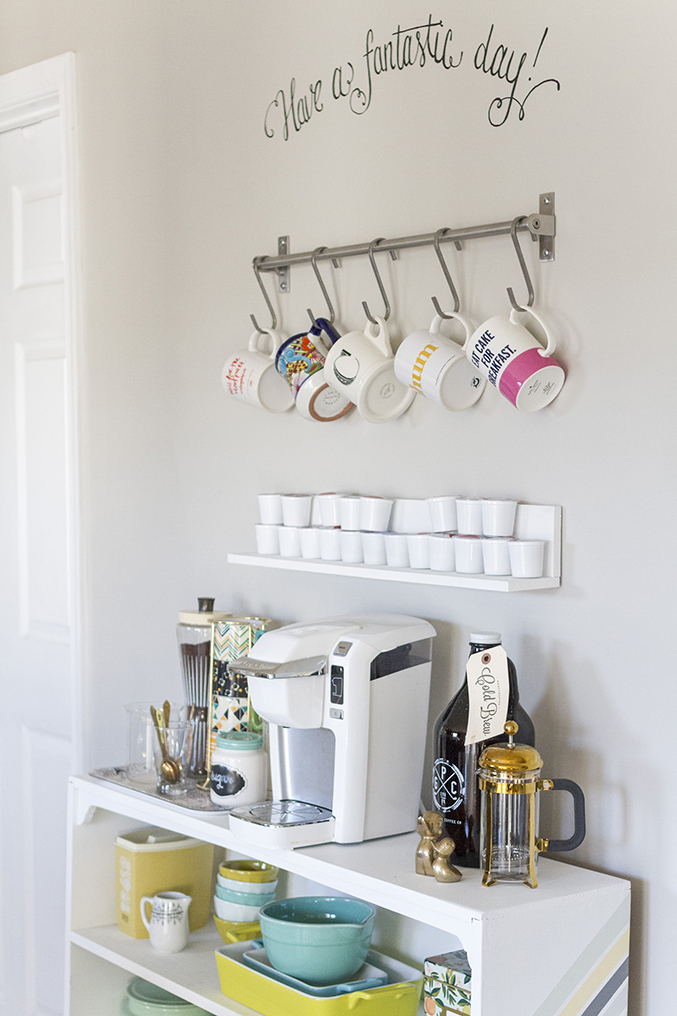 Diy Grundtal Bar Ikea Hack Coffee Bar Styling Dream