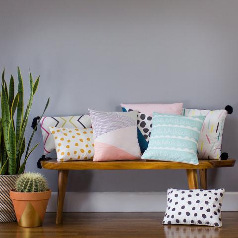 Etsy Spotlight: Brittany Castellano, A Handcrafted Home + Dream Green DIY