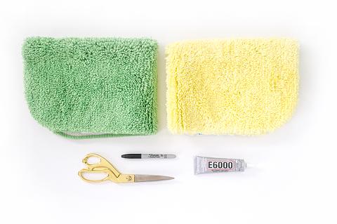 How To Make A Pineapple Shaped Bath Mat | Dream Green DIY