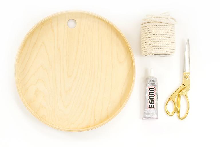 DIY Trivet Tray IKEA Hack | Dream Green DIY