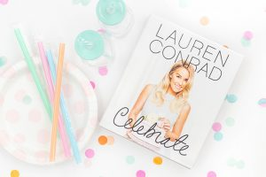 A book review of Celebrate by @laurenconrad1 | dreamgreendiy.com