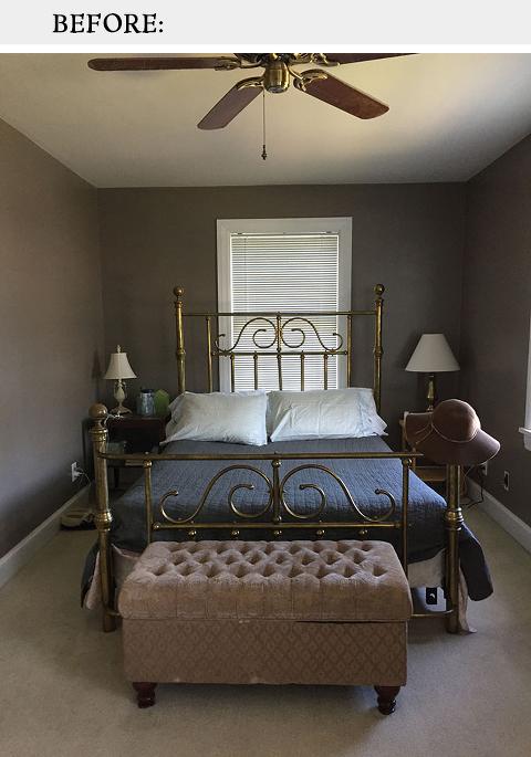A Modern Master Bedroom Mood Board