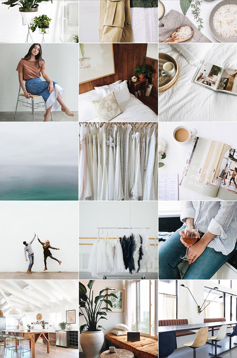 How To Pull Design Inspiration From Instagram
