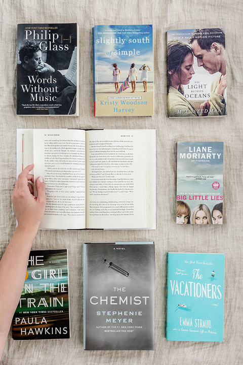 What's On My Summer Reading List | dreamgreendiy.com