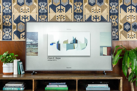 How To Make A TV Blend In With Your Decor | dreamgreendiy.com + samsung.com #adHow To Make A TV Blend In With Your Decor | dreamgreendiy.com + samsung.com #ad