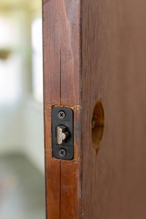 How To Install An Electronic Door Handle - Dream Green DIY