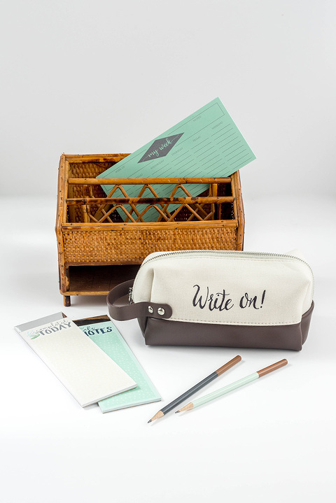 DIY 'Write on!' Pencil case + Giveaway
