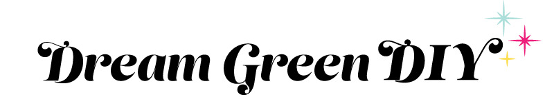 Dream Green DIY logo