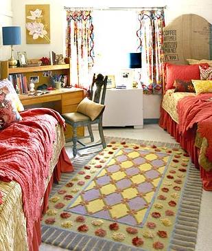 Dorm Room Rugs