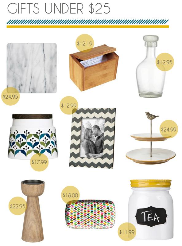 shopBHG Gift Guide: Under $25 - Dream Green DIY