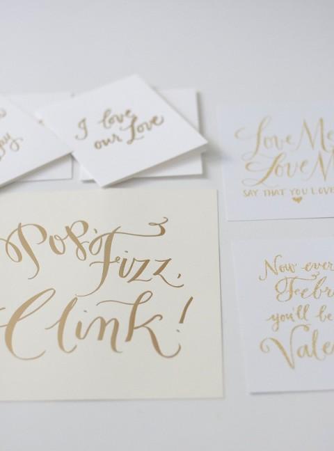 Laura Hooper Calligraphy Starter Kit Dream Green Diy