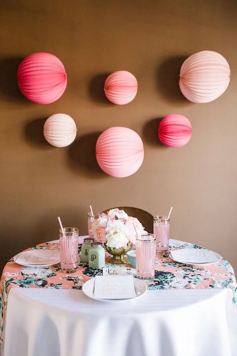 Valentine Dessert Party