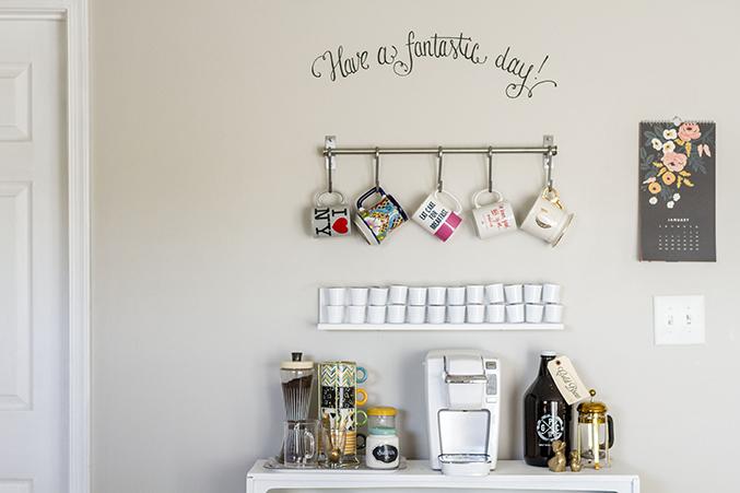 Diy Grundtal Bar Ikea Hack Coffee Bar Styling Dream