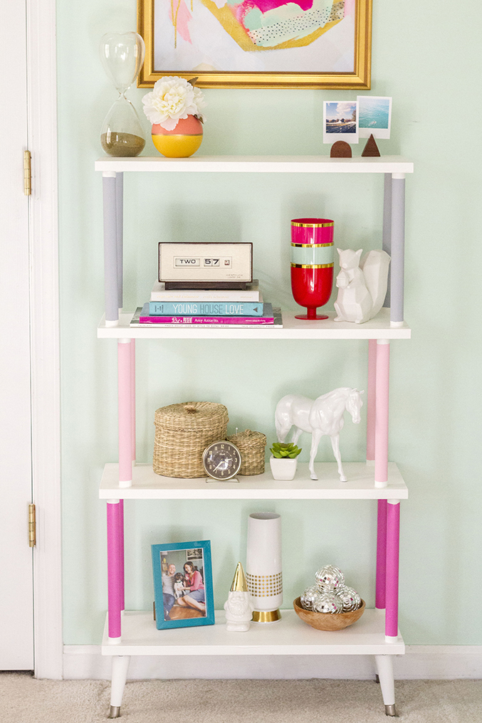 How To Build Your Own DIY Shelf | Dream Green DIY