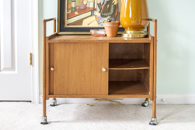 Thrift Store Scores: Williamsburg Antiques Mall | Dream Green DIY