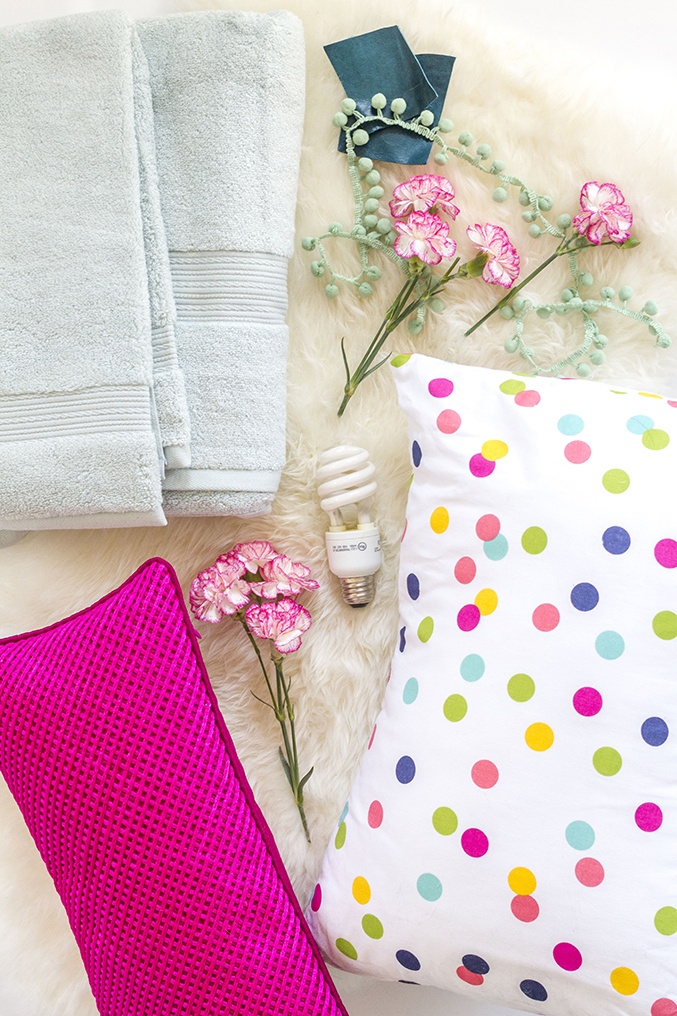 7 Details That Add Softness To Your Home | Dream Green DIY + @jcpenney