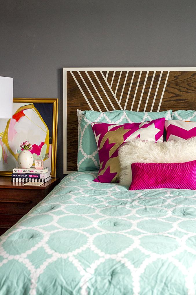 Refresh Your Bedroom In 2 Steps | Dream Green DIY + @davidbromstad + @grandinroad