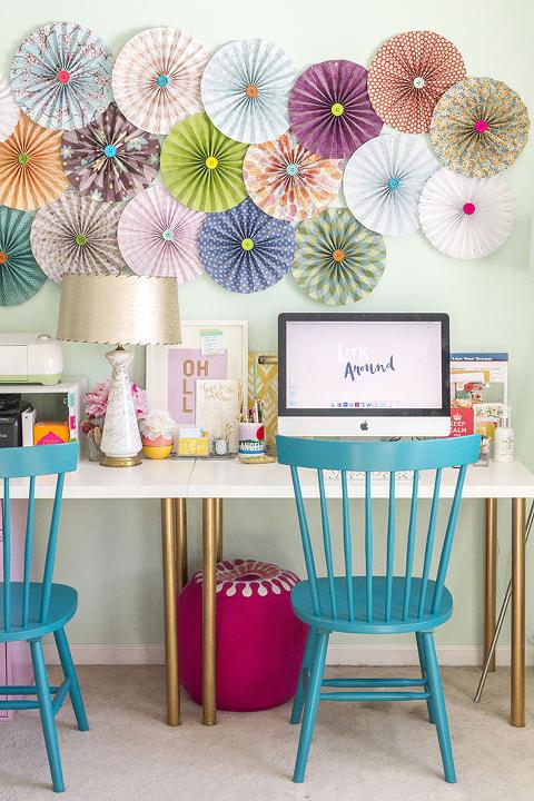 Establish Affordable Style With Versatile Seating | Dream Green DIY + @sauderusa