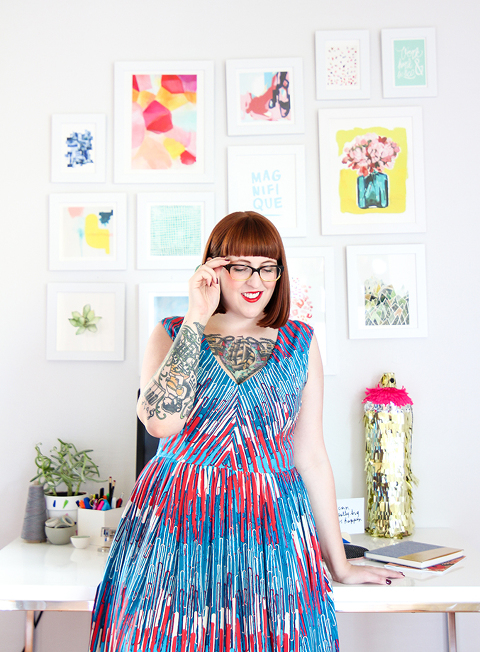 Interview with The Crafted Life Etsy seller, Rachel Smith | Dream Green DIY