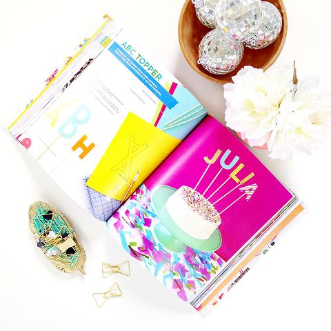 Oh Joy! Book & Mini Disco Balls   via @dreamgreendiy on Instagram