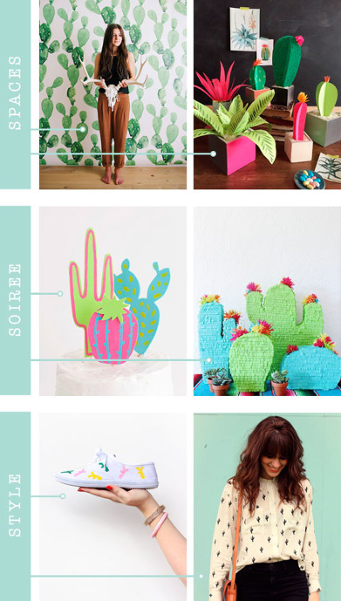 Cacti Inspiration For Your Home And Life | Dream Green DIY