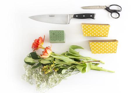 10-Minute DIY Mini Fall Floral Arrangements | Dream Green DIY
