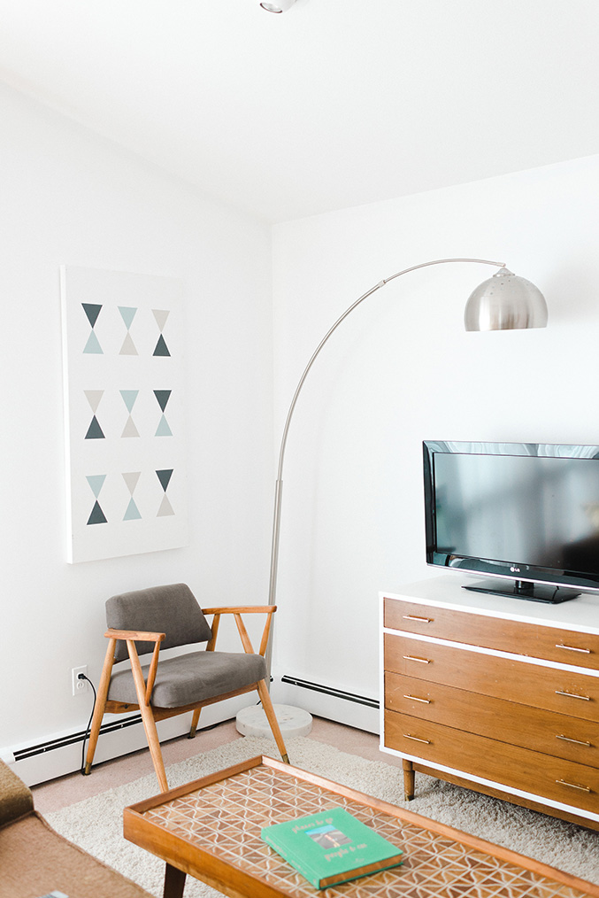Why We Chose To Paint Every Room White | Dream Green DIY