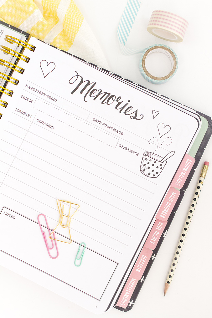 Kitchen Keepsake Diary Review