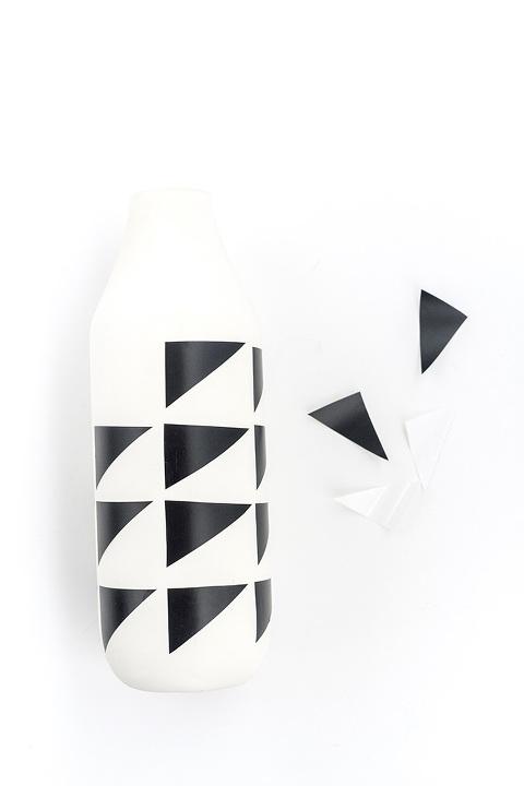 DIY CB2 Marlow Vase Look-A-Like Hack | Dream Green DIY