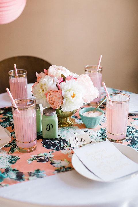 Very Valentine Week of Pink Kick Off | dreamgreendiy.com, photo: @liz_cook