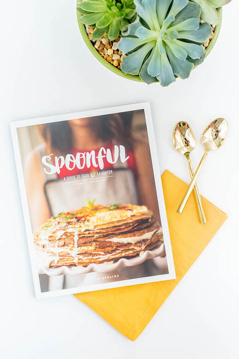 A Review of Spoonful Magazine | dreamgreendiy.com