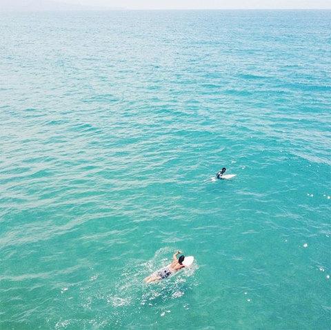 Beach Retreat   dreamgreendiy.com
