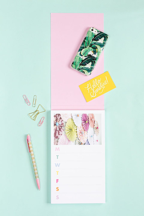 The Secret To Pulling Off A Perfectly Planned Week   dreamgreendiy.com