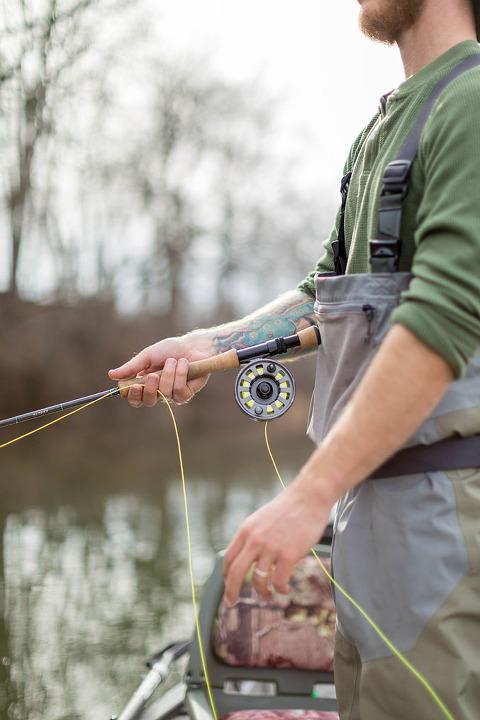 Fly Fishing On The Shenandoah River | dreamgreendiy.com