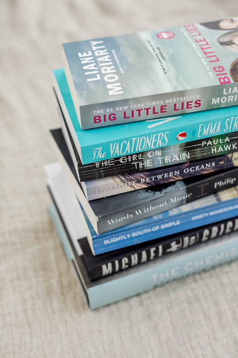 What's On My Summer Reading List | dreamgreendiy.com