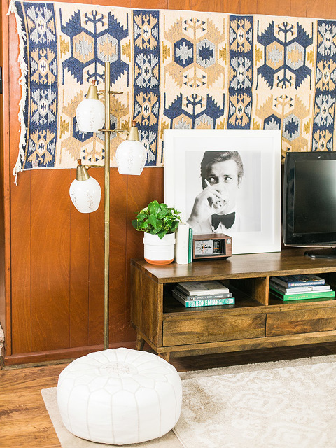 Room Tour Reveal: The Family Room