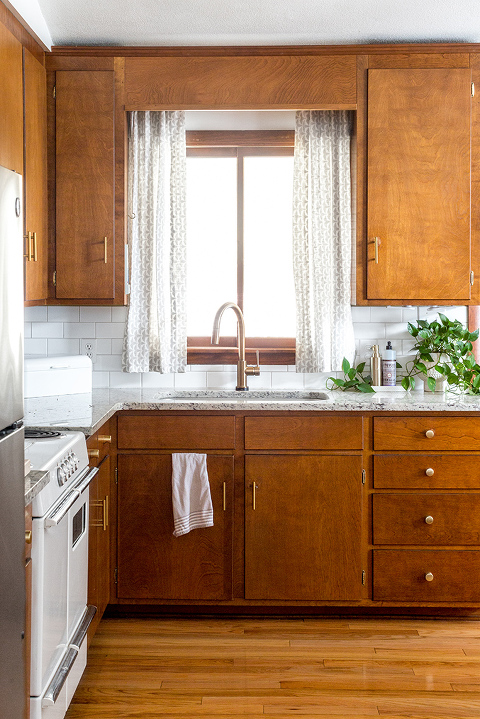 How To Remove Decorative Cabinet Scrollwork