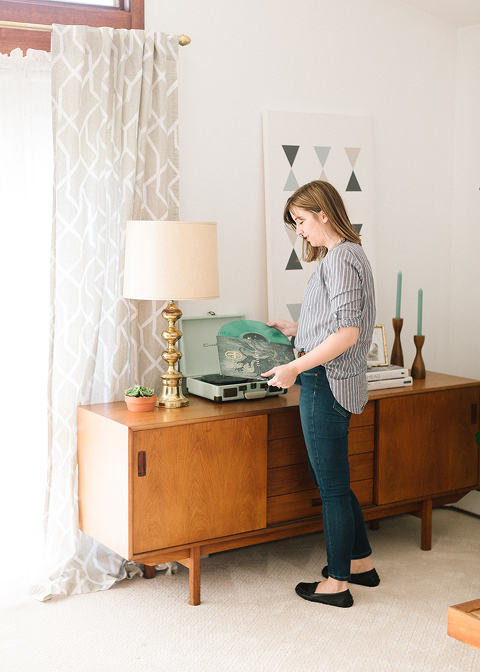 A Beginner Record Player Set-Up
