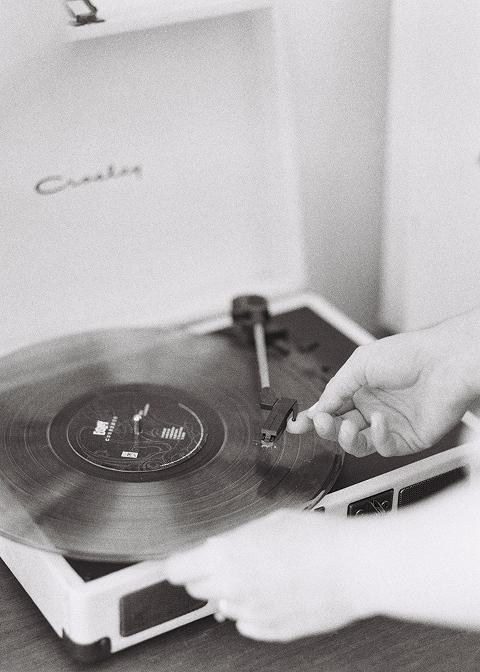 A Beginner Record Player Set Up Dream Green Diy