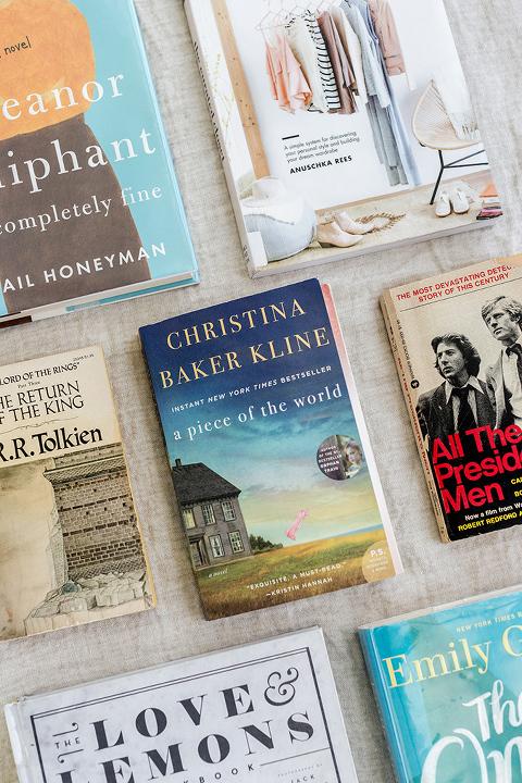 My Summer 2018 Reading List