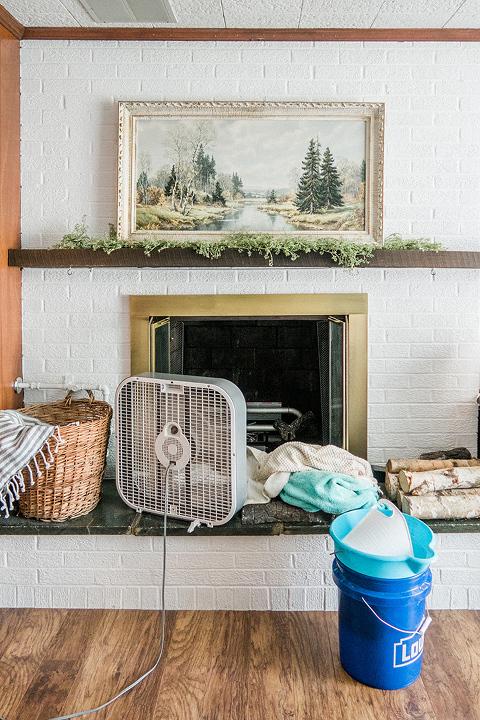 A Few House Updates & Repairs