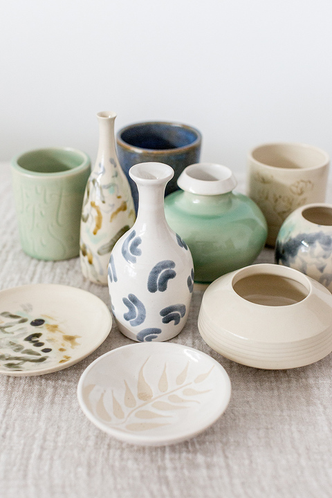 Reveal of DGD Pottery Collection No.2