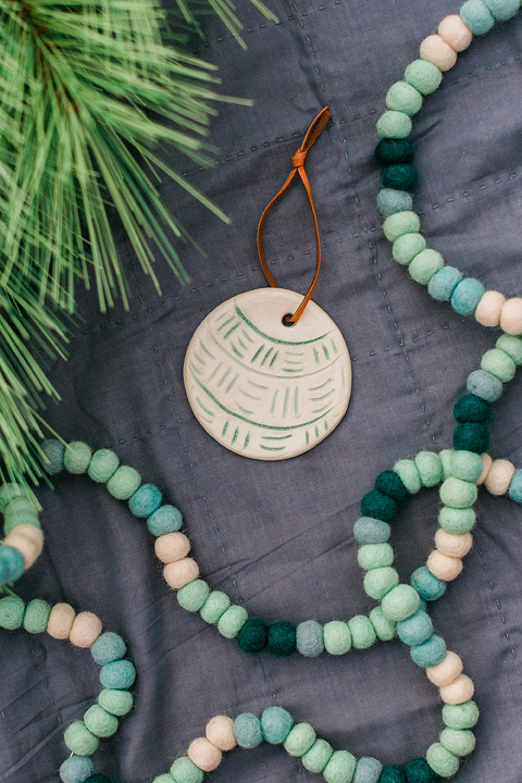 Shop DGD Pottery Christmas Ornaments!