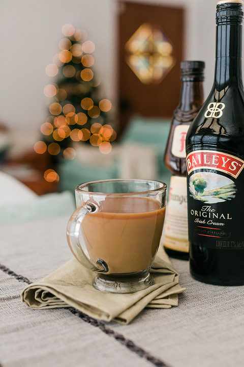 Christmas Coffee Cocktail Holiday Recipe