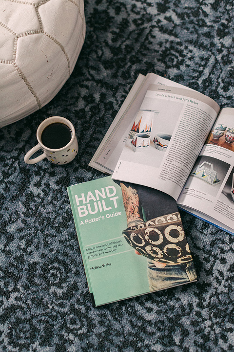 A Pair Of How-To Pottery Books To Check Out