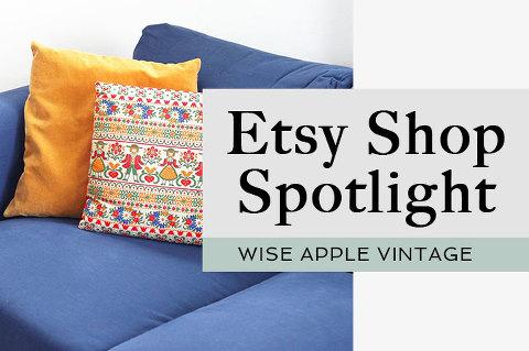 Etsy Spotlight: Wise Apple Vintage