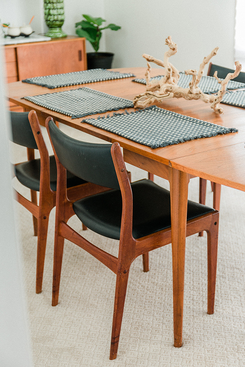 Secondhand Score: Mid-century Dining Chairs
