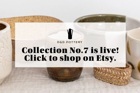 Shop DGD Pottery Collection No.7