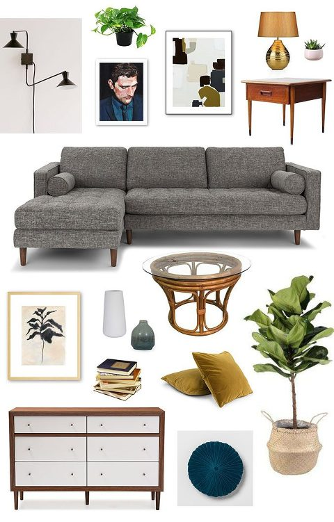 Teasing A New Look For Our Living Room