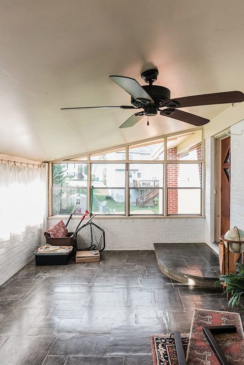 Why We Got Rid Of Our Sunroom Décor